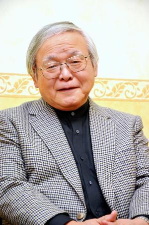「機動戦士ガンダム」の作画監督をつとめた安彦良和さん