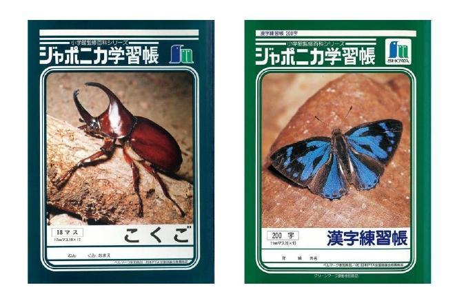 限定復活が決まった昆虫の表紙