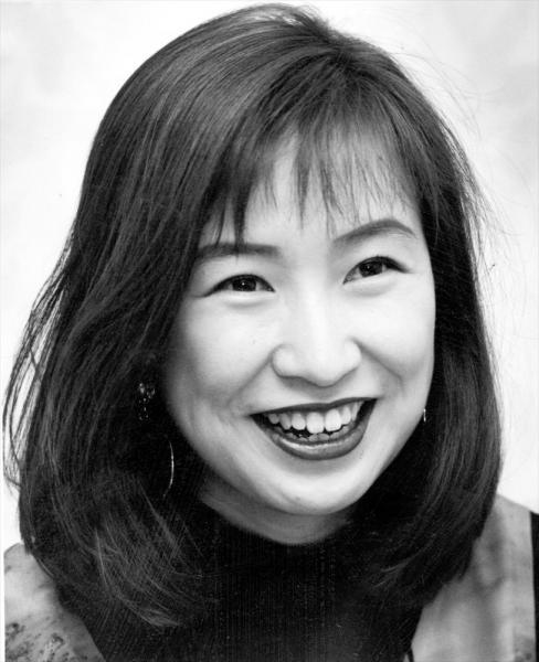 森口博子さん=1994年5月