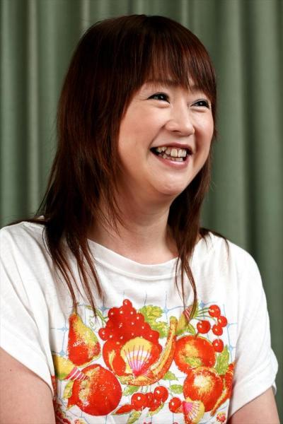 山瀬まみさん=2006年9月