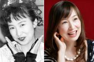 デビュー30周年、歌手として表現の幅を広げる森口ひろこさん(写真左はバラドルとして活躍していた頃=1991年撮影)