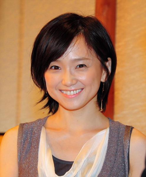 永作博美さん=2011年9月