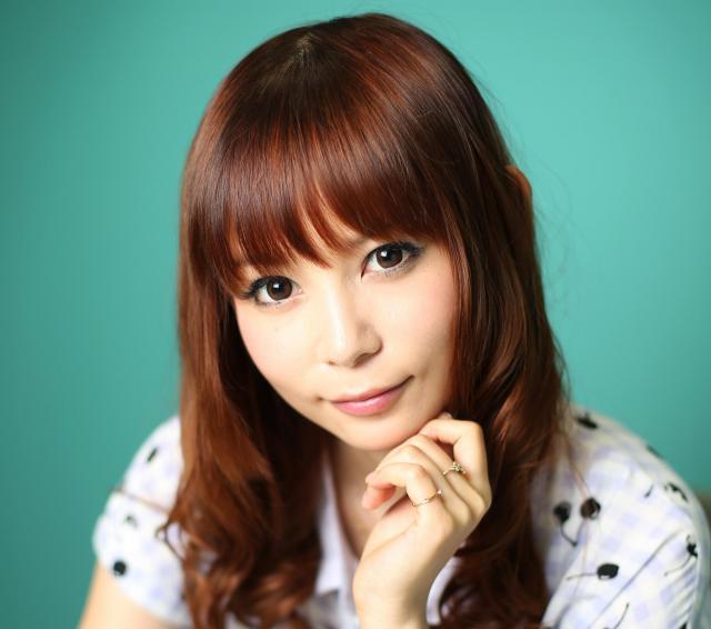 中川翔子さん=2013年6月