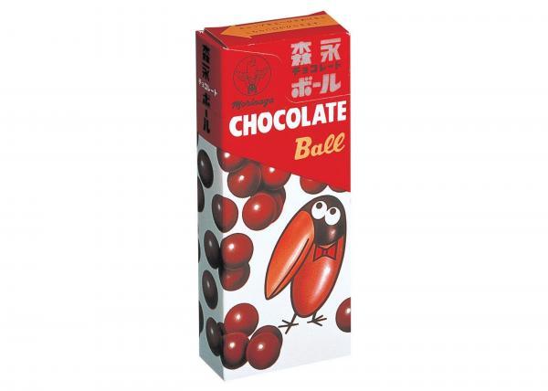 1967年の「チョコレートボール」