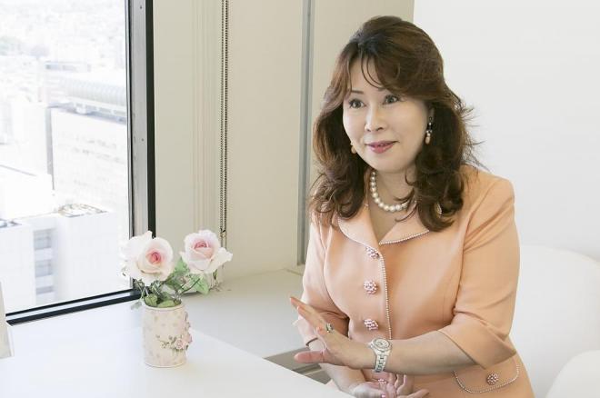須野田珠美さん