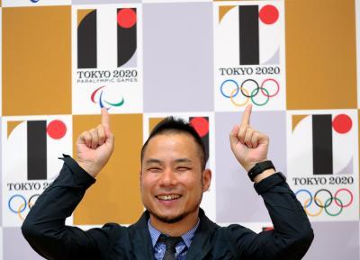 東京五輪・パラリンピックのエンブレムをデザインした佐野研二郎さん
