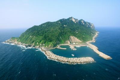 沖ノ島=2008年9月25日