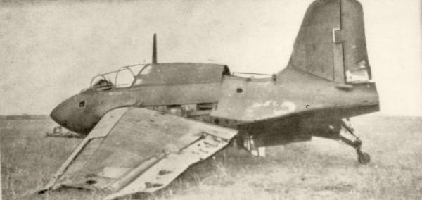 旧日本陸海軍が共同試作した局地戦闘機「秋水」
