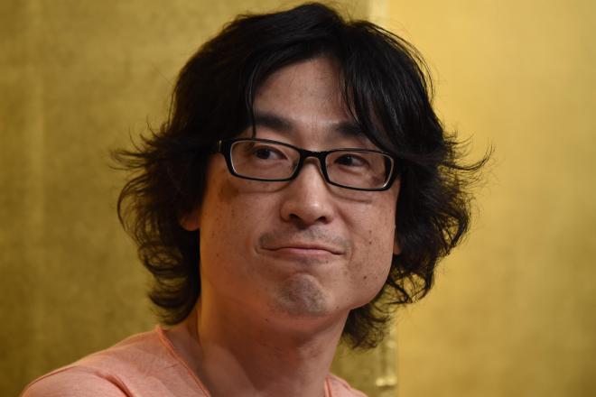 「流」で直木賞を受賞した東山彰良さん