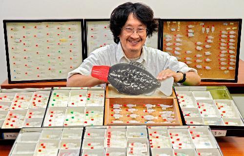 「醬油鯛」の著者・沢田佳久さん。お弁当の隅に鎮座している、しょうゆ入れの専門家