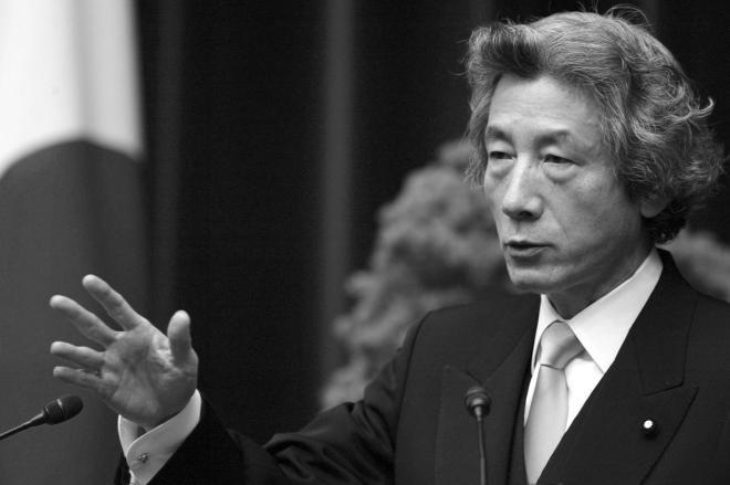 小泉純一郎・元首相