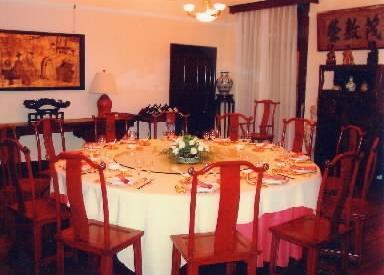 北京にある高級な宴会部屋