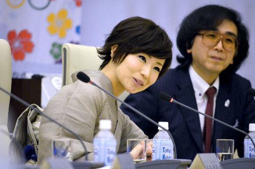 【2015年6月】東京のグランドデザインを描く検討委員会で発言する椎名林檎さん