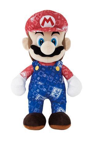 30周年記念特大ぬいぐるみマリオ=Nintendo Licensed by Nintendo