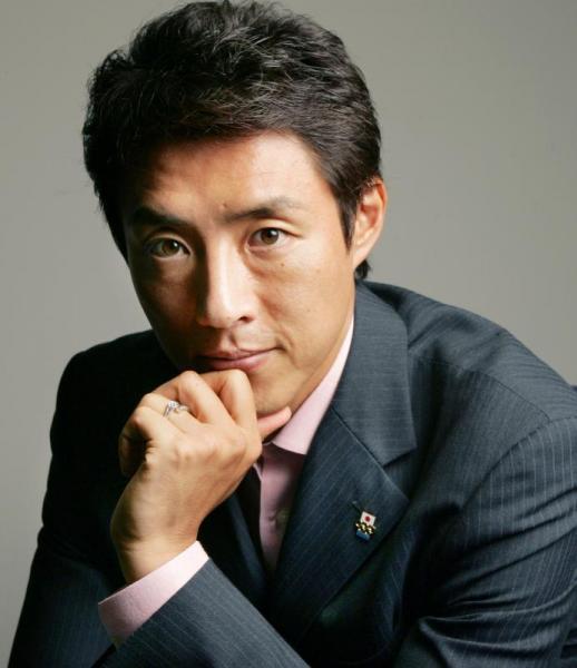 松岡修造さん=2005年9月27日