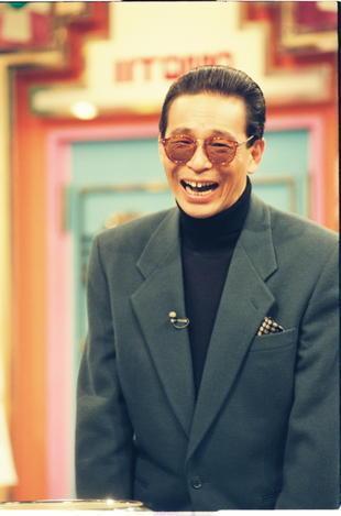 【1976年~】タモリさん=1993年1月撮影