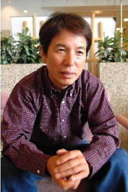 【1973年~】あのねのねの清水國明さん=2002年10月撮影