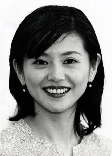 【1986年~】小泉今日子さん=1996年撮影