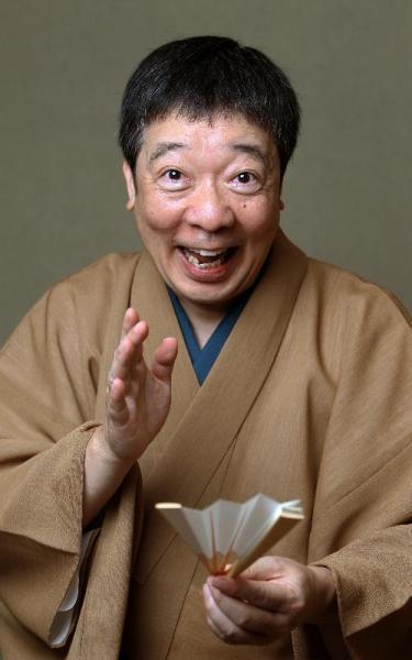 【1974年~】笑福亭鶴光さん=2010年7月撮影