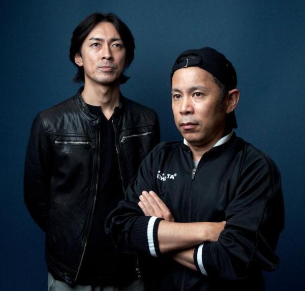 【1994年~】ナインティナインの矢部浩之さんと岡村隆史さん=2011年12月撮影