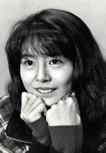 【1986年~】小泉今日子さん=1987年撮影