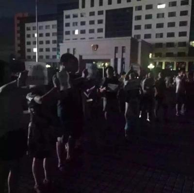 天津での爆発事故を受けて浙江省嘉興市で起きた工場建設の反対運動