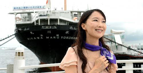 アグネス・チャンさん。1955年香港生まれ。1972年「ひなげしの花」で、日本での歌手デビュー。上智大学を経て、米スタンフォード大学で教育学博士号=2012年9月2日