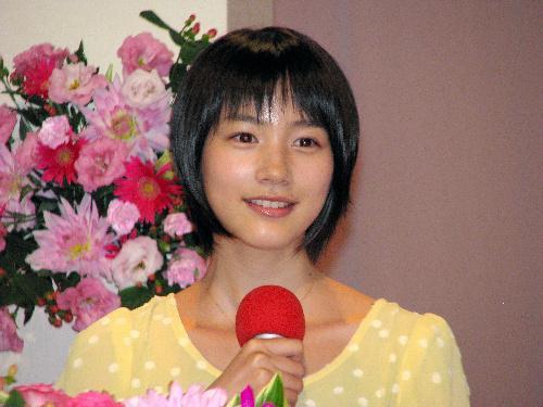 【2012年7月26日】「あまちゃん」のヒロインに決まった能年玲奈さん