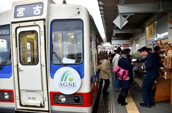 【2013年12月27日】あまちゃんブームに沸いた三陸鉄道
