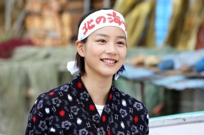 「あまちゃん」の主演・能年玲奈さん=NHK提供