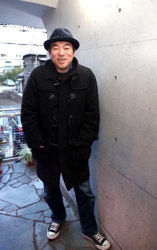 【2014年1月2日】「あまちゃん」の音楽担当・大友良英さん