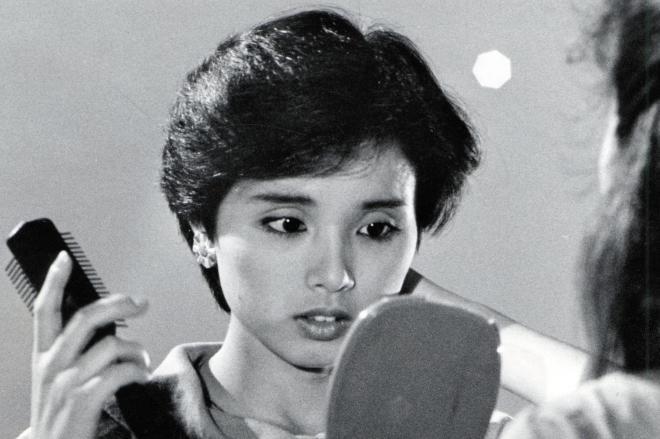 現役時代の高田みづえさん=1984年11月27日撮影