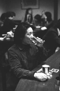 向田邦子さん、第83回直木賞を受賞=1980年2月