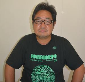 日本版ロックコープスを仕掛けた中山隆久さん
