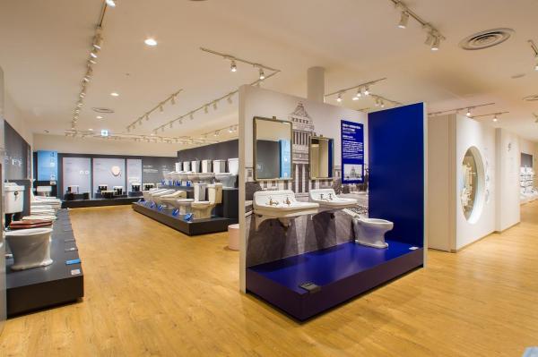 TOTOミュージアム「水まわり商品の進化」