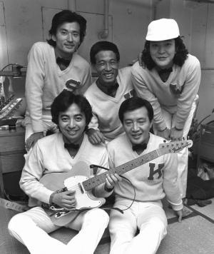 ザ・ワイルドワンズ=1981年1月、東京・有楽町