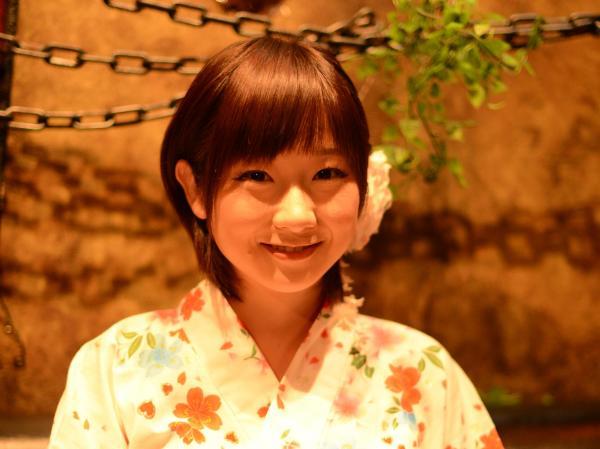 怪談師の山口綾子さん