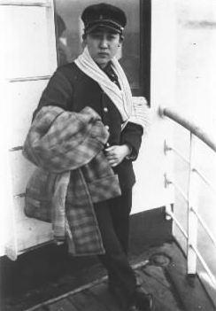 【1939年】男装の川島芳子さん