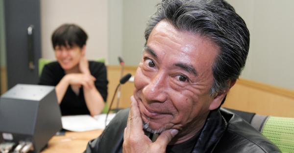 2015年の国勢調査広報大使に就任した高田純次さん=2011年5月撮影