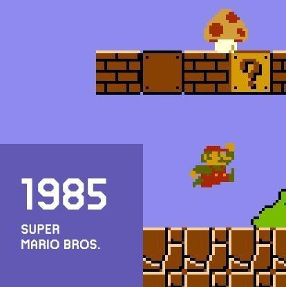 1985 SUPER MARIO BROS.
