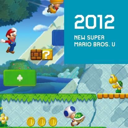 2012 NEW SUPER MARIO BROS. U