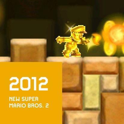 2012 NEW SUPER MARIO BROS. 2