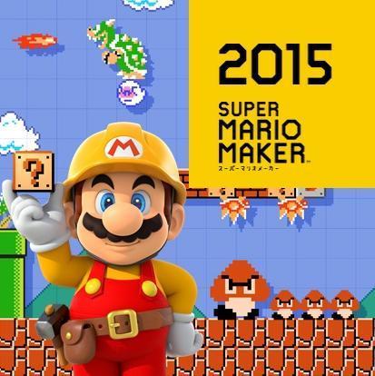 2015 NEW SUPER MARIO MAKER