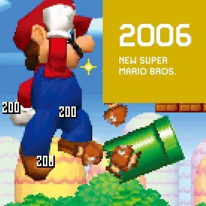 2006 NEW SUPER MARIO BROS.