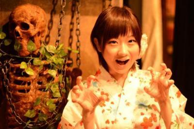 女性怪談師として活躍する山口綾子さん