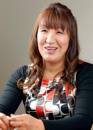 元女子プロレスラーでタレントの北斗晶さん=2011年12月15日