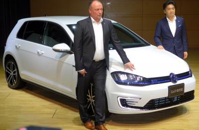 VW日本法人が売り出した、ゴルフのPHV仕様「GTE」