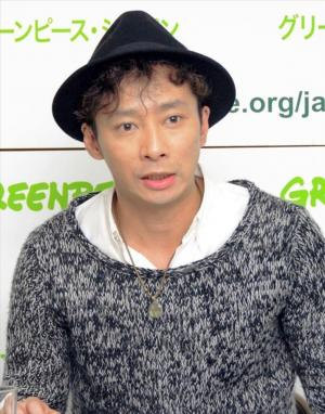 いしだ壱成さん=2012年3月30日