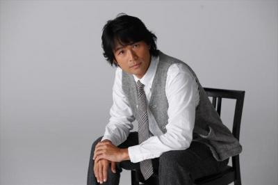 江口洋介さん=2010年12月6日