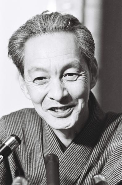 朝永振一郎さん=1965年